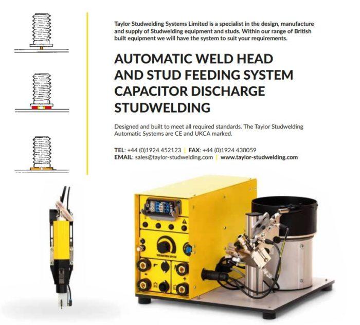 auto sik-2 weld head
