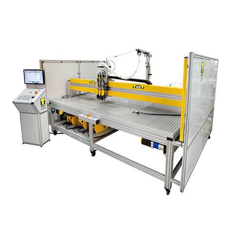 CNC Stud Welding Machine