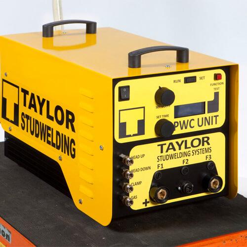 Taylor Studwelding Pan Welder
